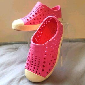 Native Jefferson Pink Size 8